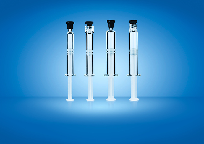 New, Multilayer Material for Syringes & Vials, OXYCAPT